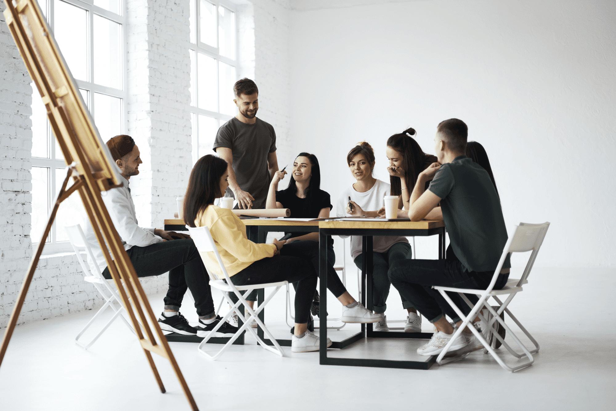 De 7 gewoonten van hoogintelligente organisaties | Onderzoek