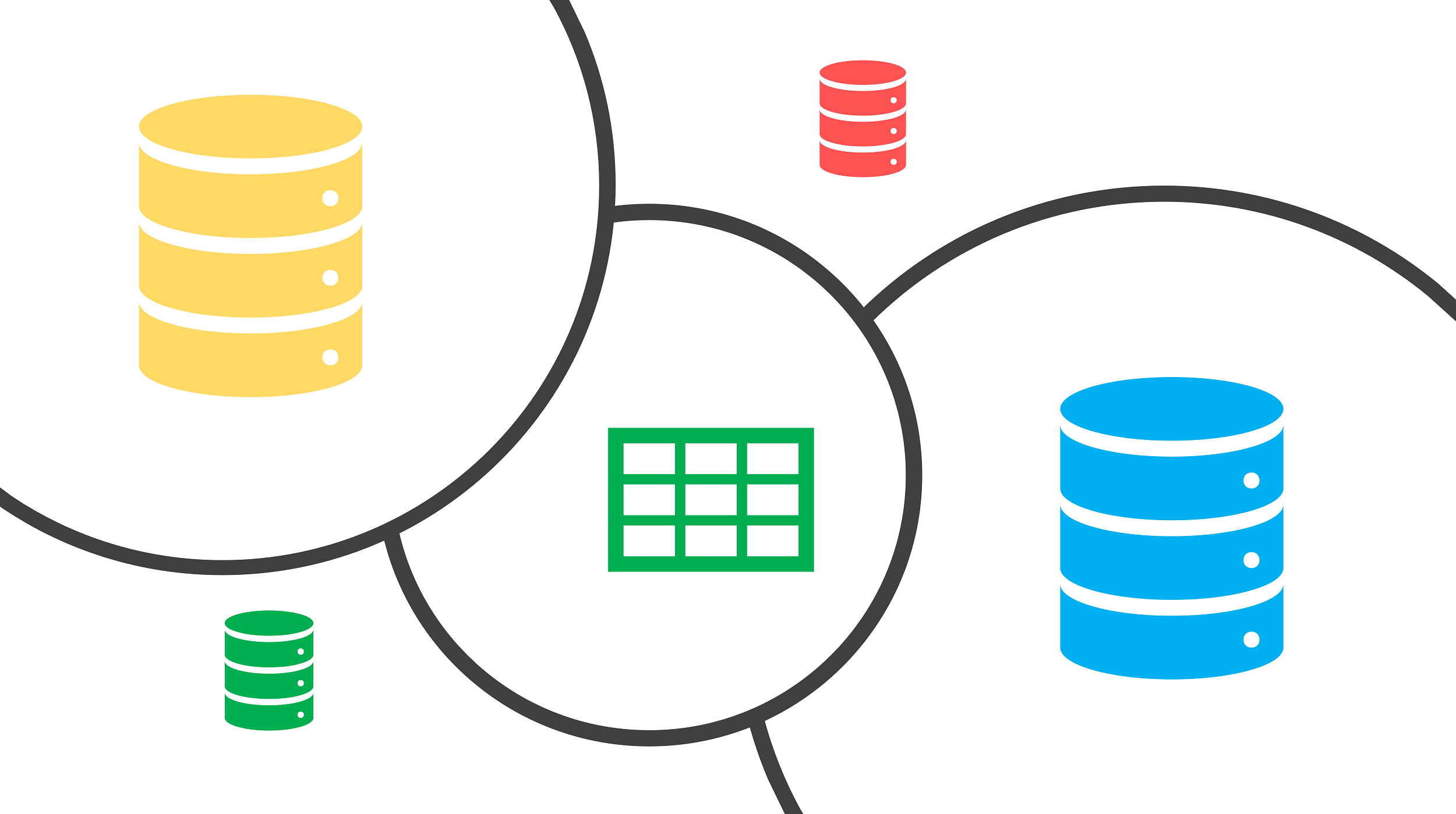 Data warehouse excel