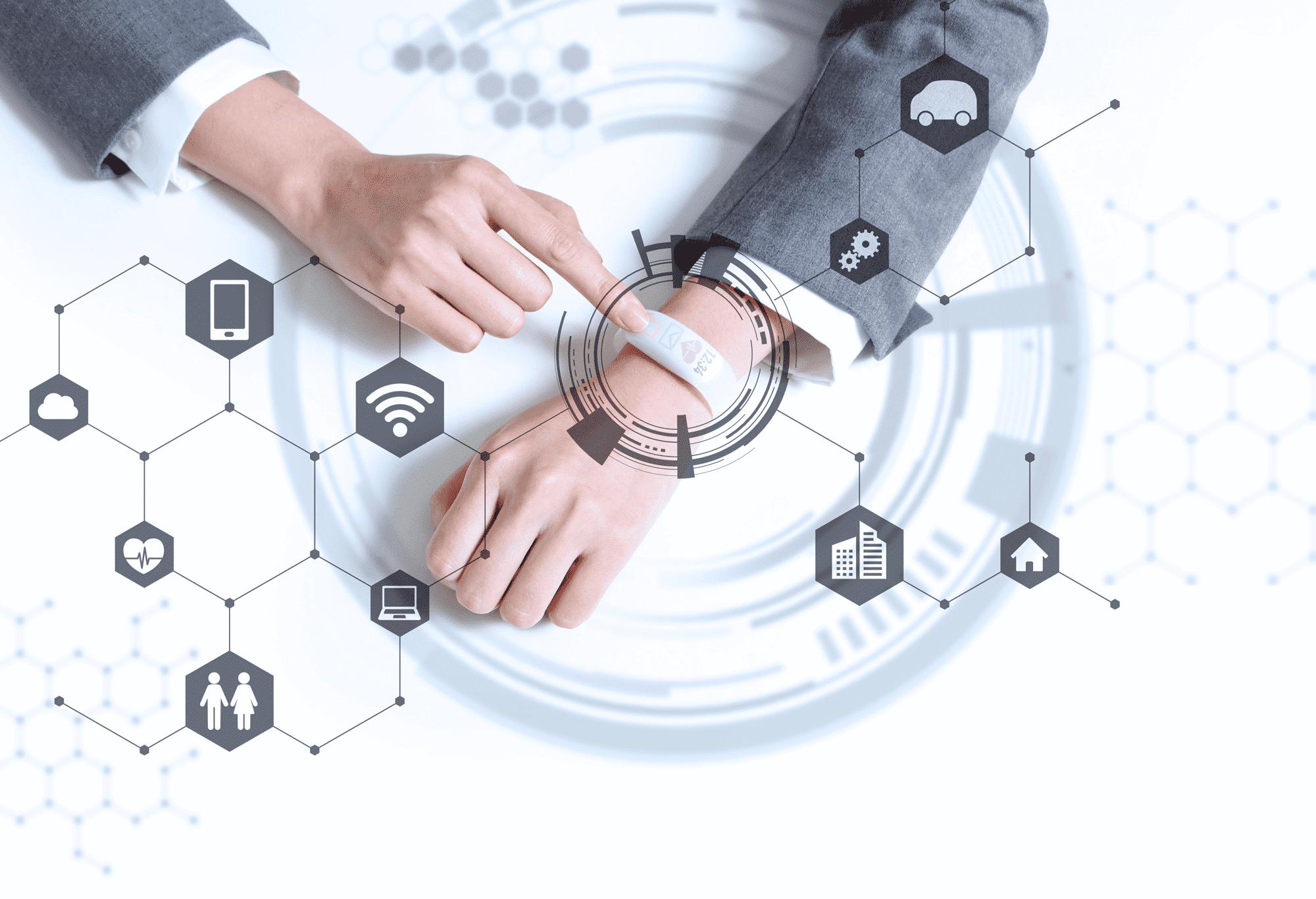 Internet of Things | IoT | Internet der dingen & disruptieve data