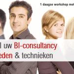 Workshop BI consultancy vaardigheden
