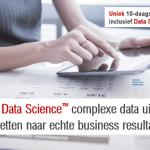 de opleiding 'Master of Data Science'