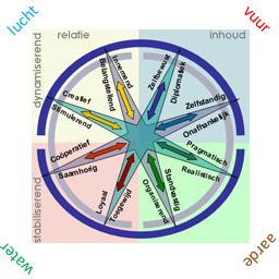 Model voor projecttypering