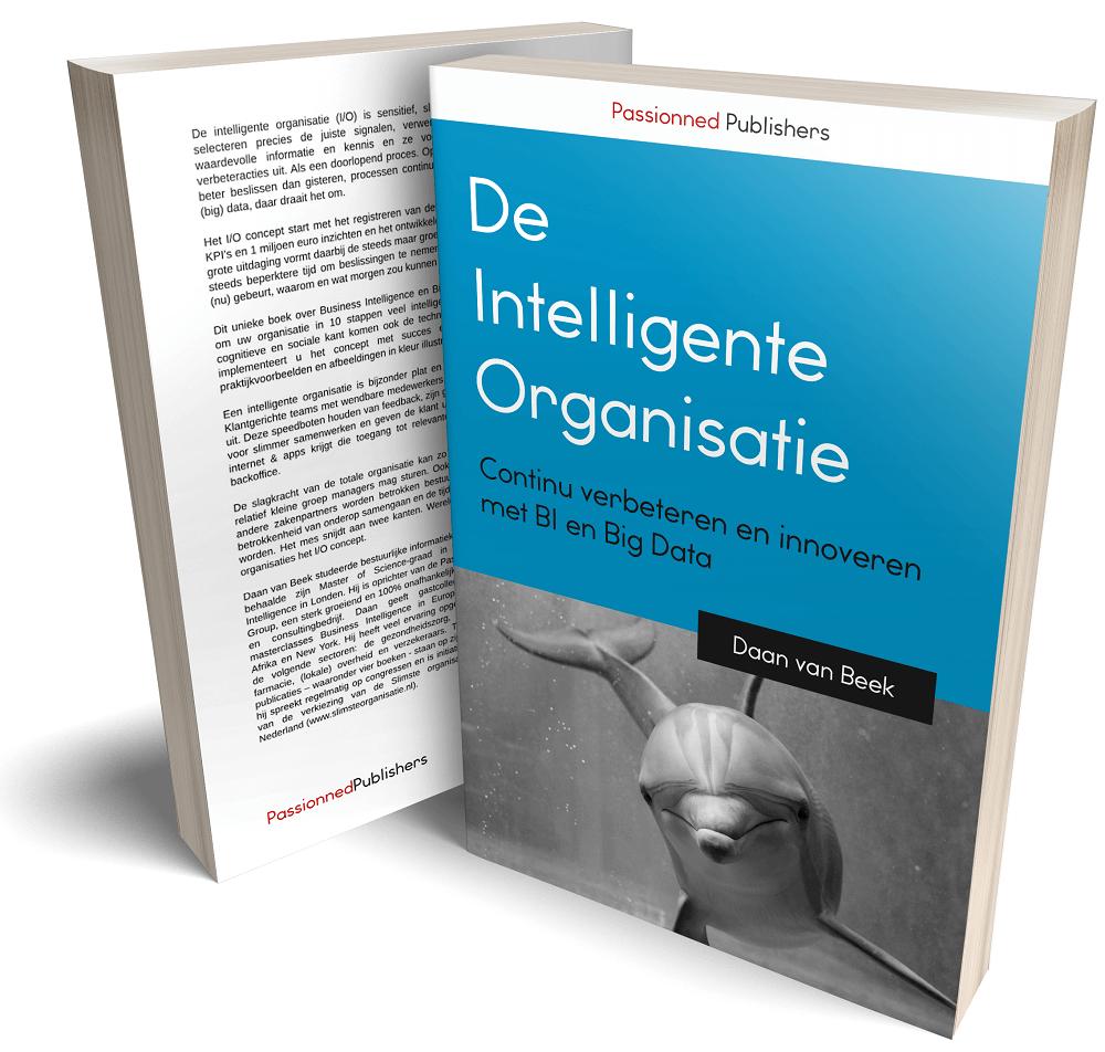 Business Intelligence boek 'De intelligente organisatie'