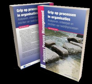 Cover Boek Grip op processen