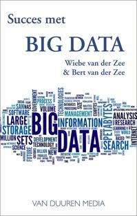 cover van het Boek Succes met Big Data